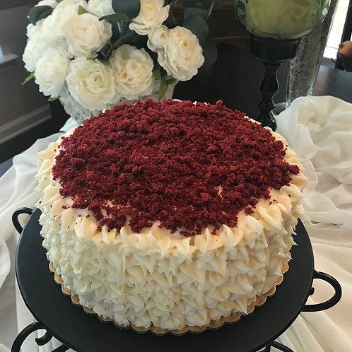 Red Velvet Cake (9 Inch Round)