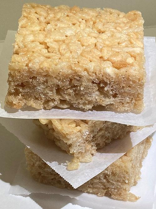 Vegan Rice Crispy Treats (6 bars per box)