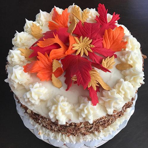 Italian Cream Cake - 2 size options