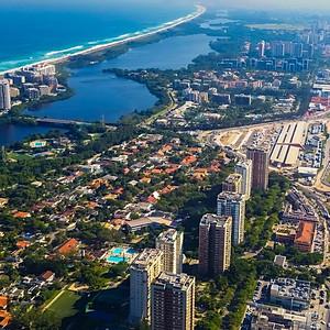 West Side Story of Rio de Janeiro