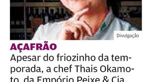 Curso de Paella Marinera é destaque no Jornal O Vale
