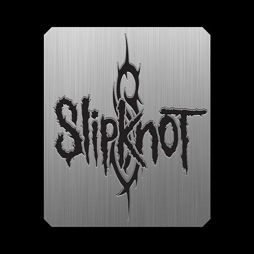 Slipknot. Placa metálica