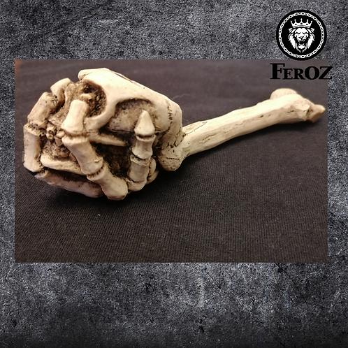 Pipa (calavera cráneo)