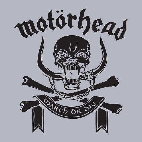 Motorhead. Sticker en vinil