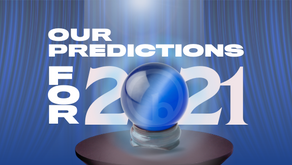 Our Predictions for 2021