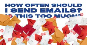 How Often Should I Send Marketing Emails?