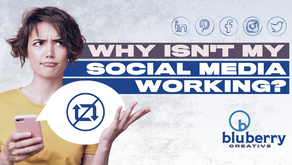 Why Isn't My Social Media Marketing Working?