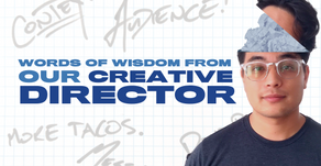 Words of Wisdom From a Creative Director: A Beginners Guide To Design