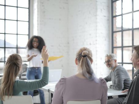 Speaking Up: A Guide to Navigating Team Meetings