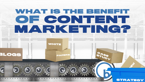 What is the Benefit of Content Marketing?