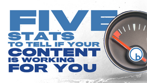 5 Stats to Tell if Your Content Is Working for You