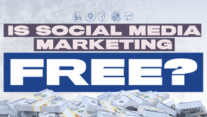 Is Social Media Marketing Free?