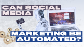 Can Social Media Marketing Be Automated?