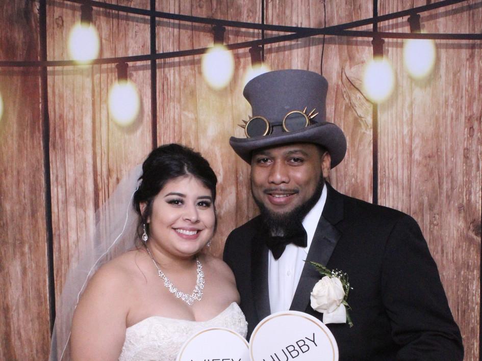 Maribel and Nate Wedding