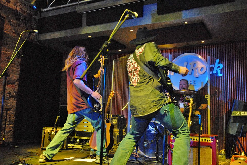 Bp Show at the Hard Rock Nashville