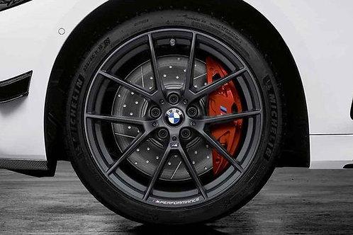 "Wheel set  898M 19"" M Performance"
