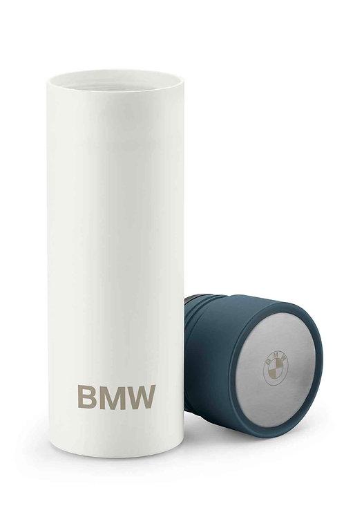 BMW thermo mug design (white)