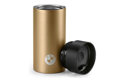 BMW thermo mug logo
