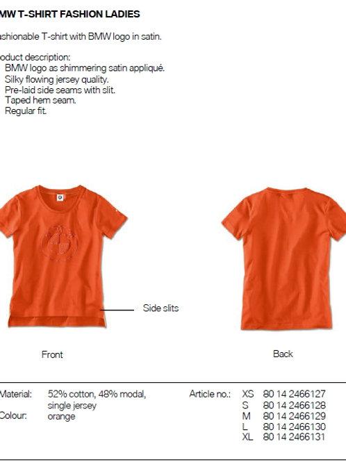 BMW T-shirt women Fashion