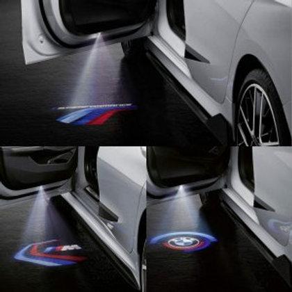 M Performance  slides for door projectors