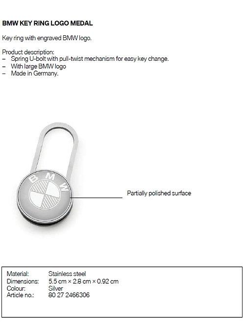 BMW Key ring logo medal