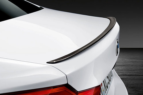 Rear spoiler Carbon M Performance G30