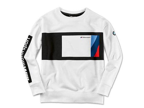 BMW M Motorsport sweater ladies (blk/wht)