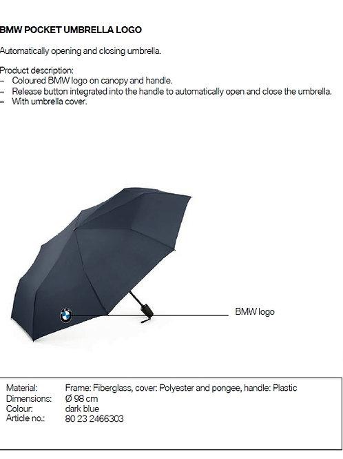 BMW Pocket Umbrella logo