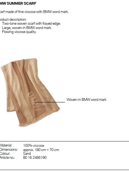 BMW Summer scarf