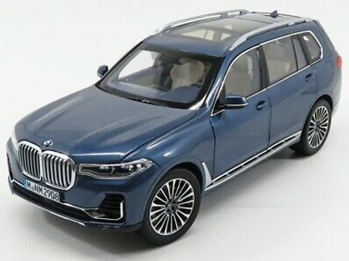 BMW miniature X7 1:18