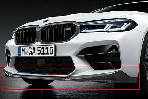 Front attachment M Performance Carbon
