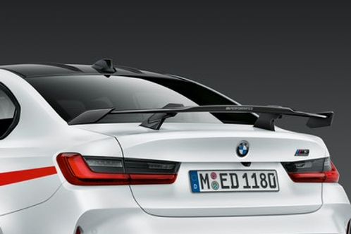 M Performance Rear Wing Spoiler carbon