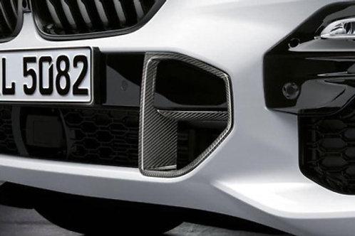 Front vent set Carbon G05