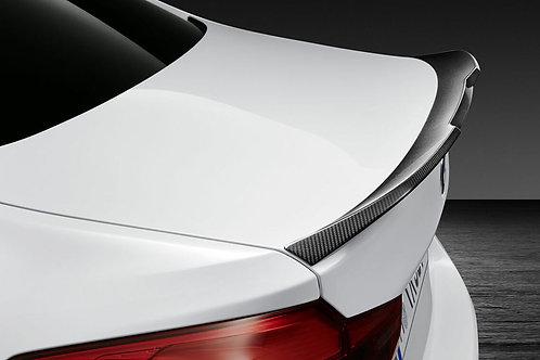 Rear spoiler Carbon Pro M Performance G30