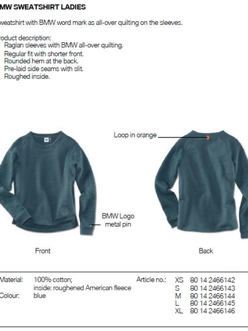 BMW sweatshirtLadies