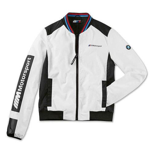 BMW M Motorsport jacket ladies (blk/wht)