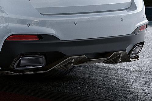 Rear Diffuser Carbon M Performance G30