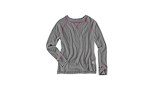 BMW sweater ladies knit (asphalt grey)