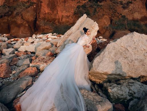 Hunstanton cliffs Photoshoot
