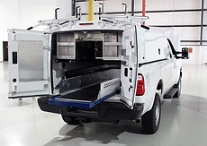EVS Custom Up-Fitting Services Tool Box Image