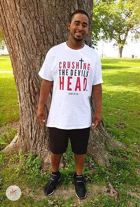 Men's Crushing the Devils Head© Tee