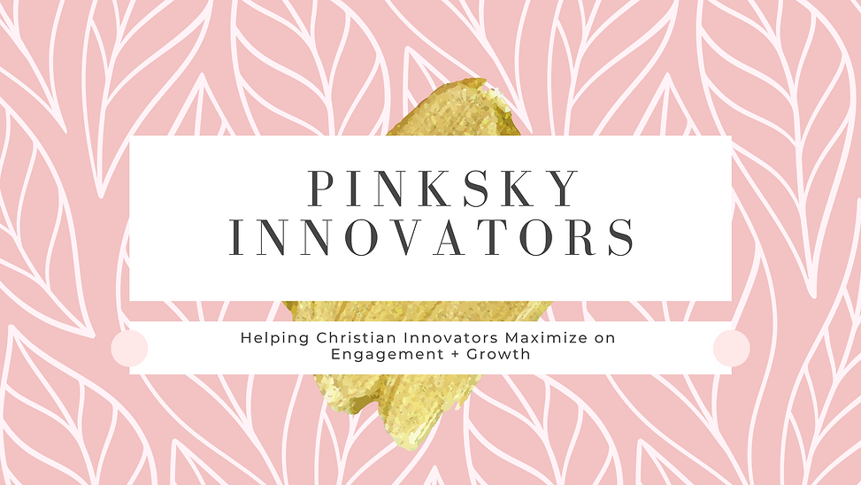 Gloria Warren Pinksky Innovators Program