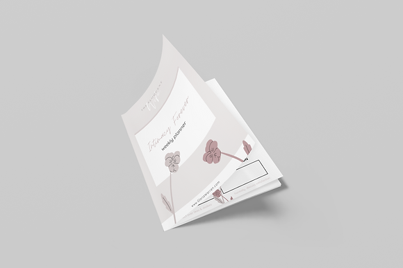 The Eloquent Wife: Intimacy Forever Weekly Planner