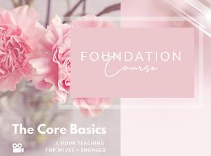Gloria Warren Foundation Course