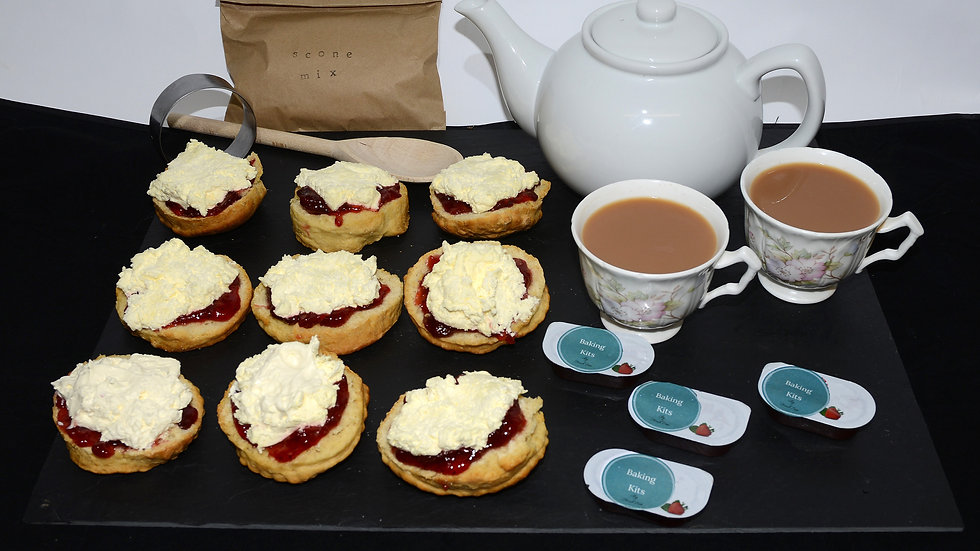 Cream tea kit