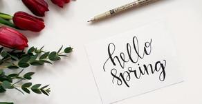 MARCH – Spring Awakens….