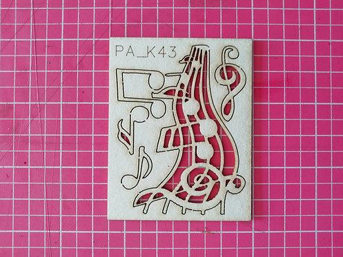 Kit Música TG_K43