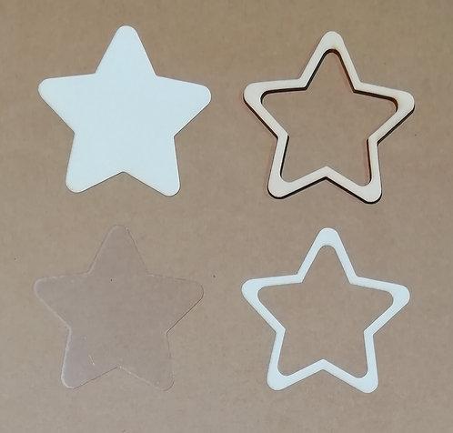 Shaker Estrella redonda