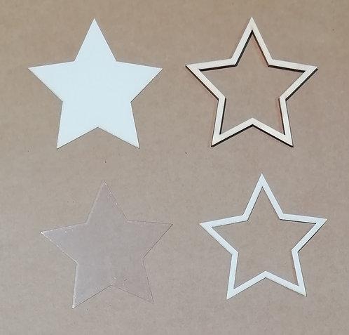 Shaker Estrella Puntas