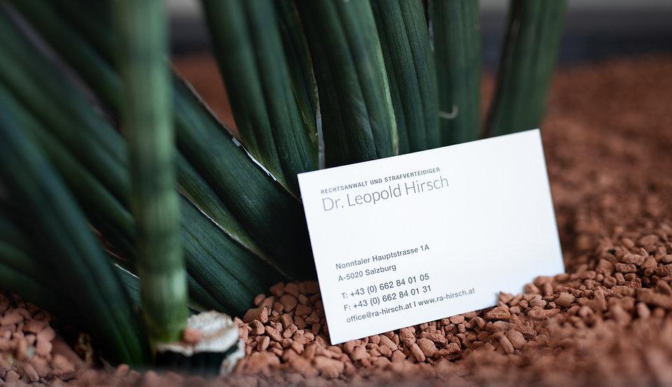 Rechtsanwaltskanzlei Dr. Hirsch
